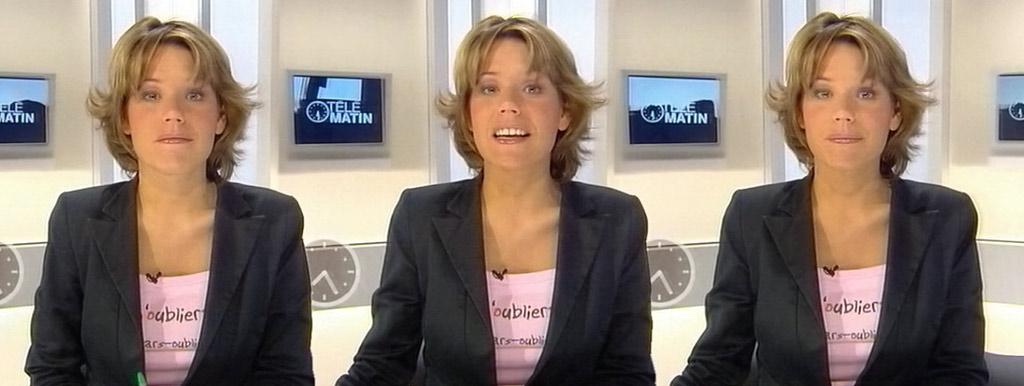 Laura Tenoudji 25/03/2004