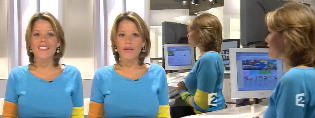 Laura Tenoudji 10/06/2004