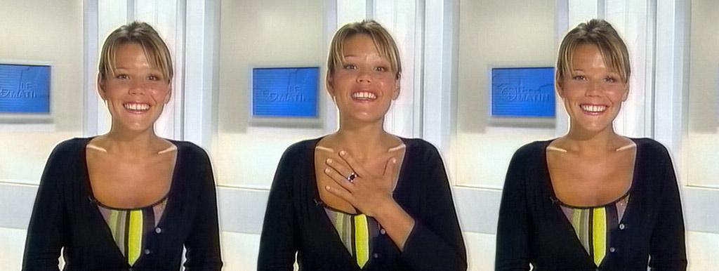 Laura Tenoudji 30/08/2004