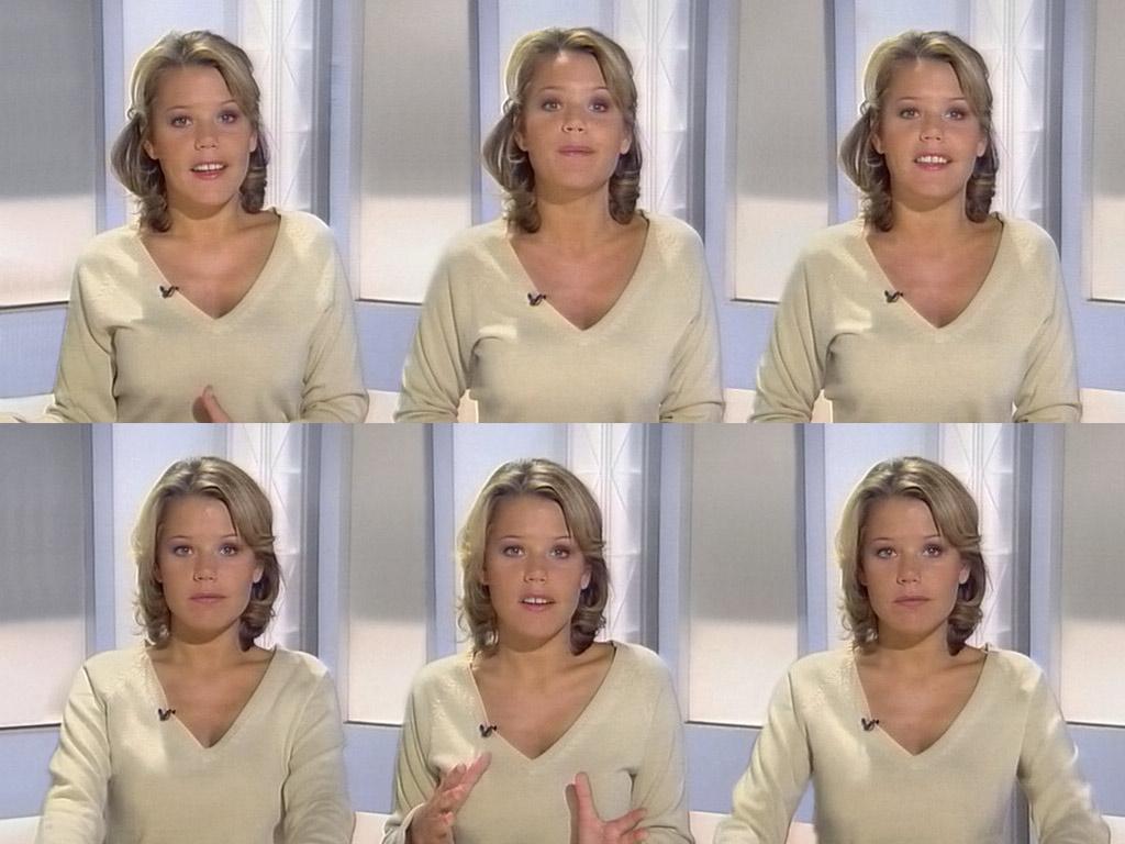 Laura Tenoudji 18/10/2004