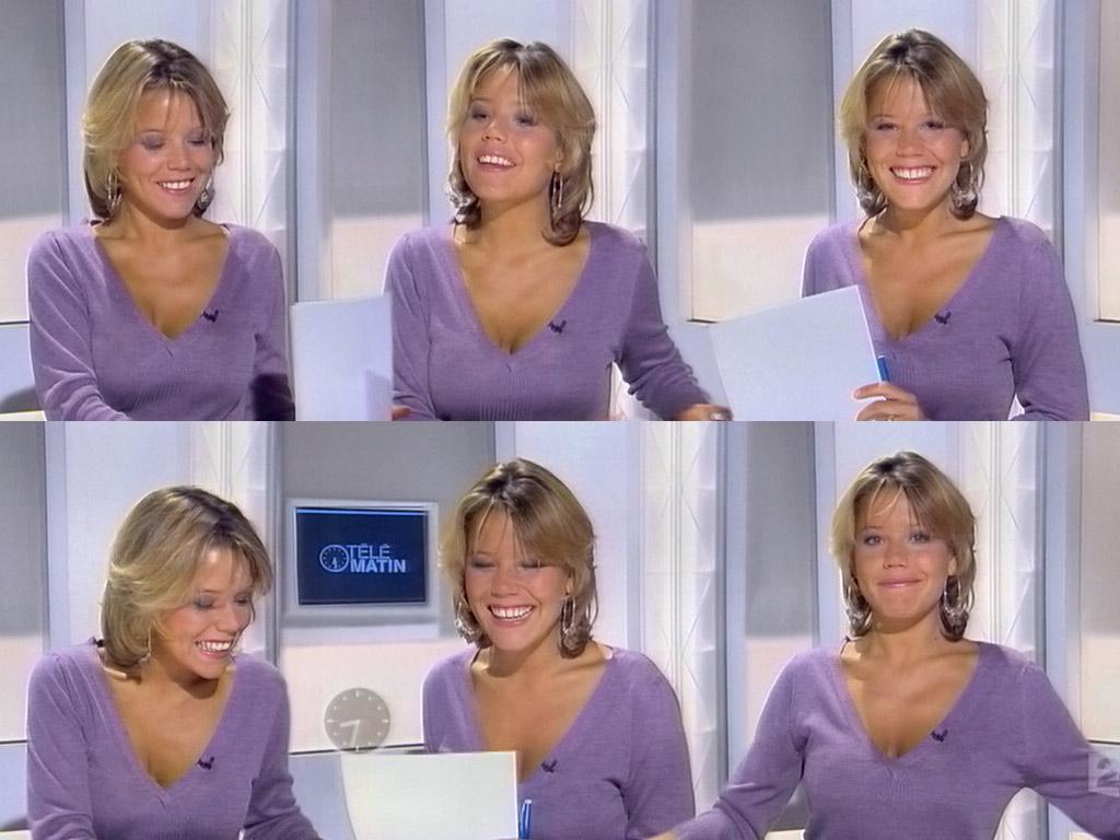 Laura Tenoudji 19/10/2004