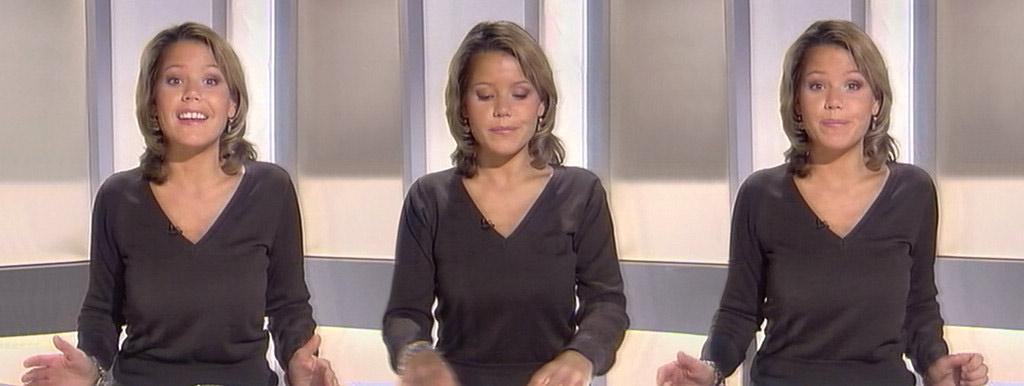 Laura Tenoudji 25/11/2004