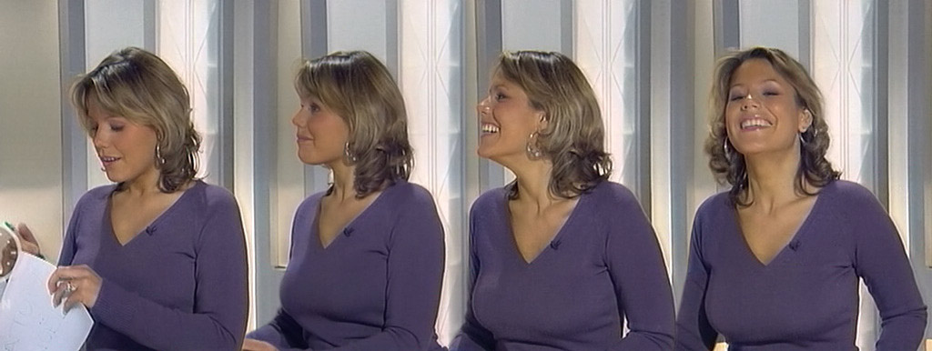 Laura Tenoudji 30/11/2004