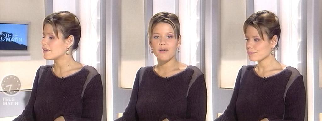 Laura Tenoudji 11/01/2005