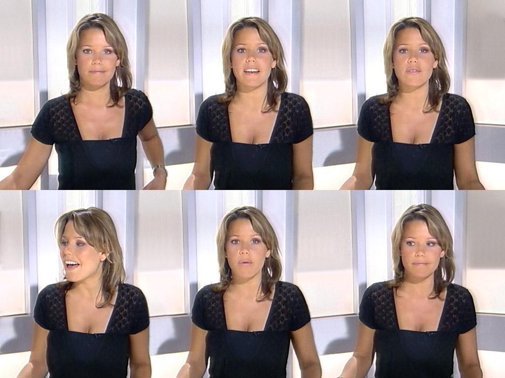 Laura Tenoudji 14/03/2005