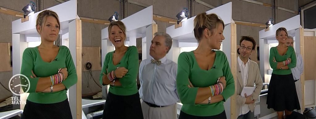 Laura Tenoudji 12/07/2005