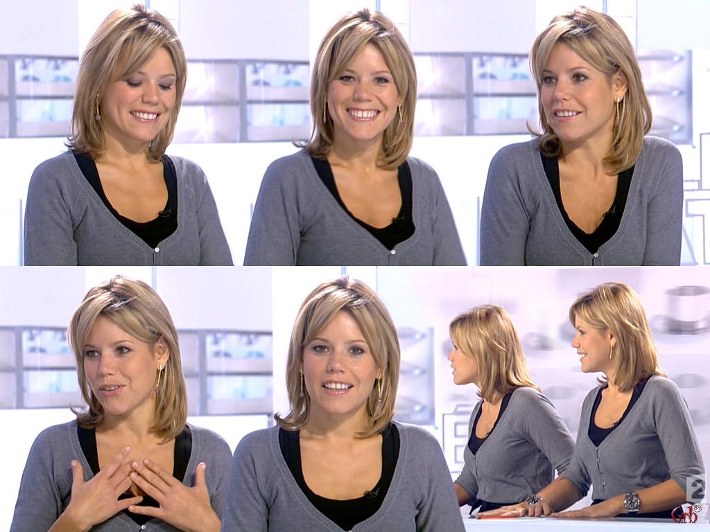 Laura Tenoudji 12/10/2007
