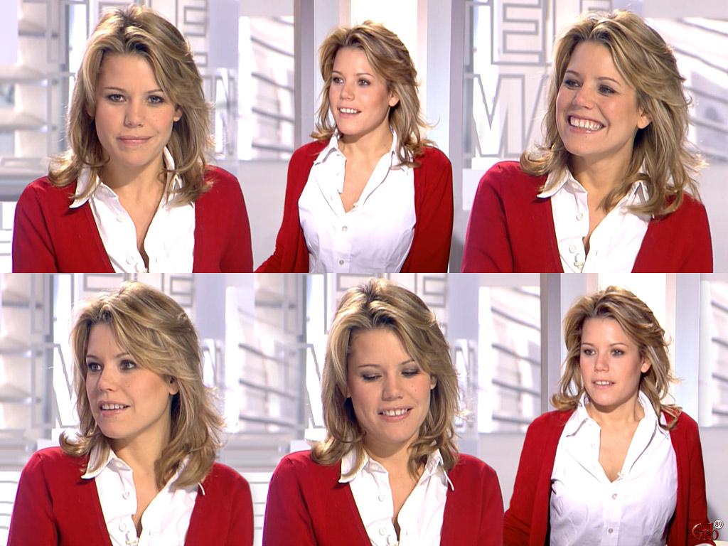 Laura Tenoudji 25/12/2007