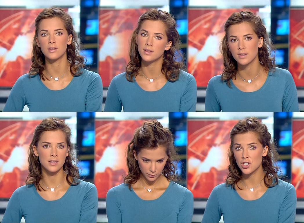 Mélissa Theuriau 22/09/2005